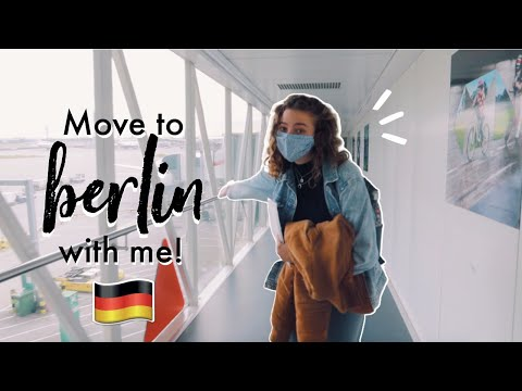I moved to Berlin... pt1