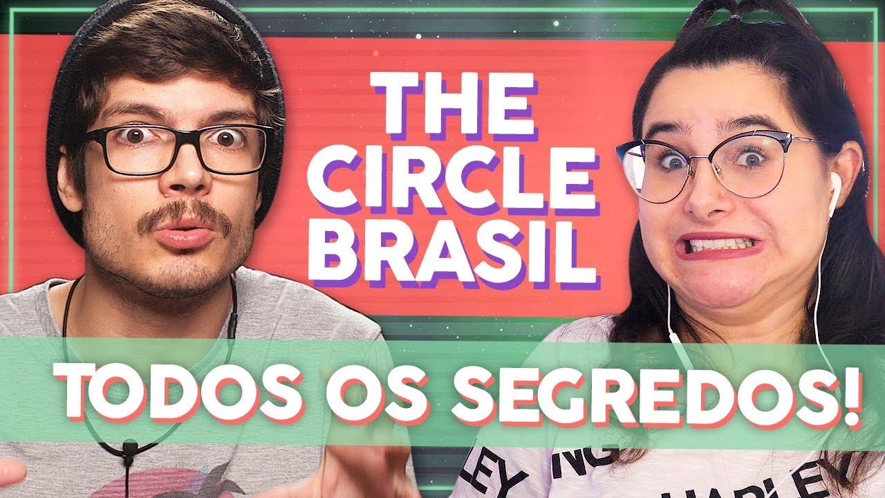 Download GAYBOL CONTA TUDO SOBRE PARTICIPAR DO THE CIRCLE BRASIL! 😱😱| Alice Aquino