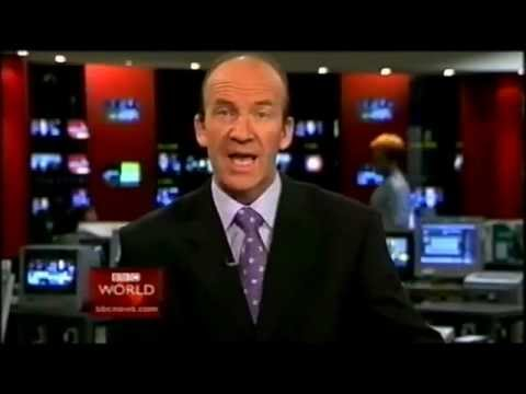 BBC News - The World Today intro - 2004