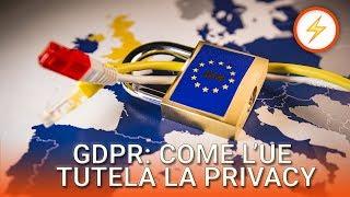 ⚡️NEWS – GDPR: cos'è e come tutela la privacy online