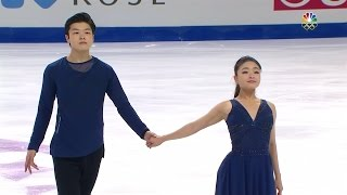 2016 GPF - Shibutani / Shibutani FD NBC HD
