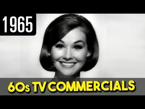 1960s TV Commercials Part 2