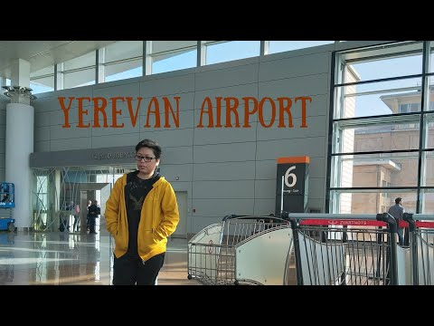YEREVAN AIRPORT DEPARTURE | ARMENIA | GJ OVILLE