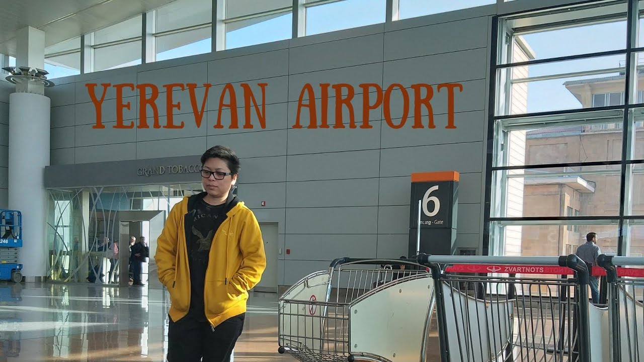 yerevan airport