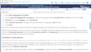 31  Перевод текста с другого языка