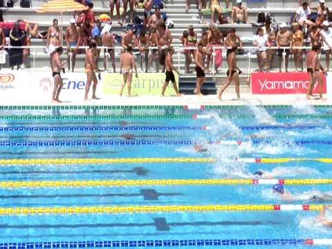 Campionati italiani nuoto master Ostia 2010