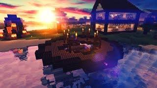 BUDOWA ŁOWISKA I POGOŃ ZA EXPEM | Minecraft #12