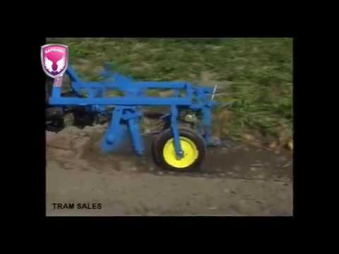 One Row Potato Harvester Youtube