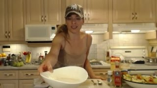 How To Make Napa Valley Blood Orange Buttermilk Salad Dressing: Cooking With Kimberly