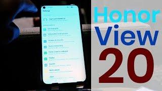 Honor View 20, abbiamo provato dal vivo il nuovo top di gamma cinese
