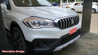 Maruti Suzuki S-Cross | Walkaround Review - 2019 Maruti Suzuki S-Cross Delta | Interior | Exterior