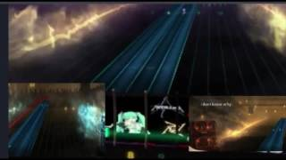 In the End - Linkin Park instrumental Rhythm Lead Guitar Bass Cover RockSmith 2014
