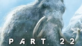 Hunting the Bloodtusk Mammoth in Far Cry Primal - Walkthrough Gameplay Part 22 (PS4)