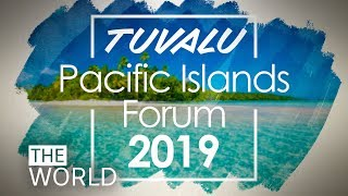 Tuvalu: a tiny nation taking on Australia and the world to fight climate change | The World