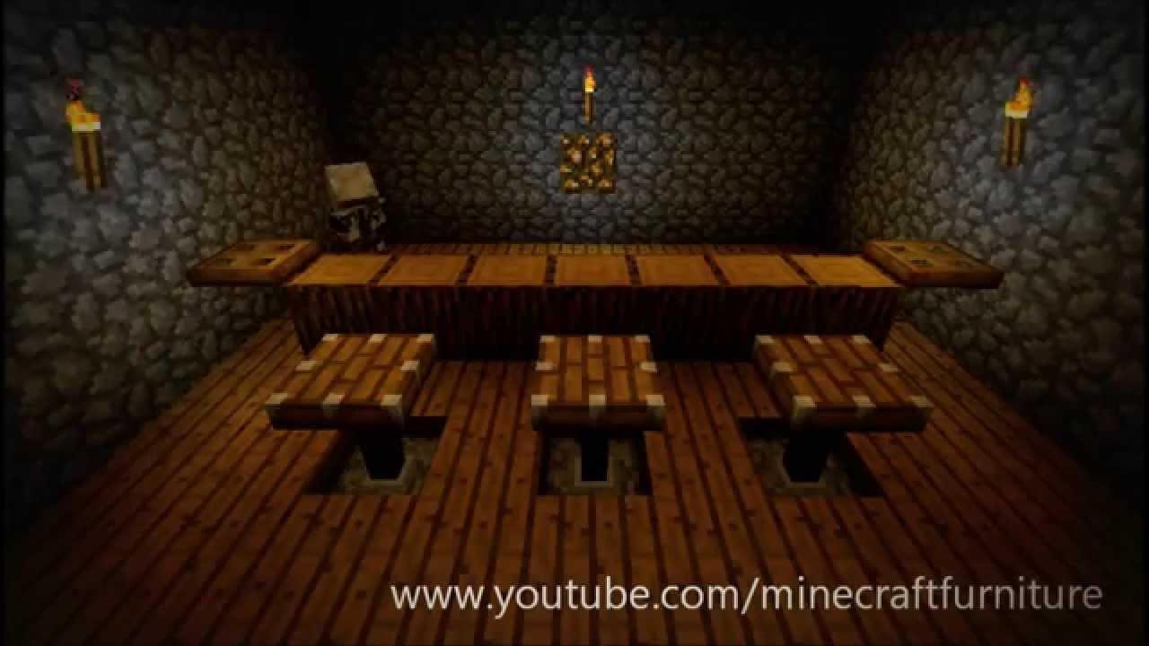 Good Minecraft Basement Ideas Part - 10: Minecraft - U0027Basement Baru0027 @MinecraftFurniture