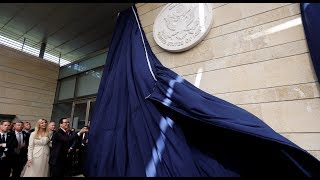 Ivanka Trump officially opens US embassy in Jerusalem