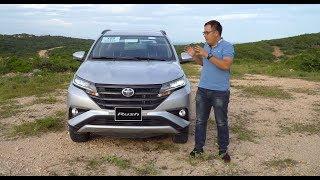 [Autozone.vn] Đánh giá Toyota Rush - xe 7 chỗ giá rẻ tại VIệt Nam