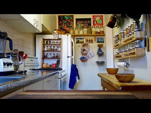 Pimp My Kitchen - Organize Your Small Space
