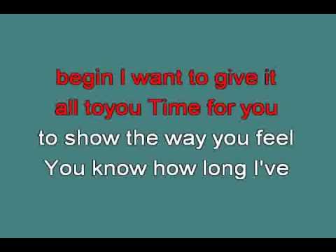 TAKE THIS LOVE 714601 [karaoke]