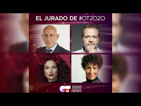 Operación Triunfo 2020 contará con un jurado totalmente renovado