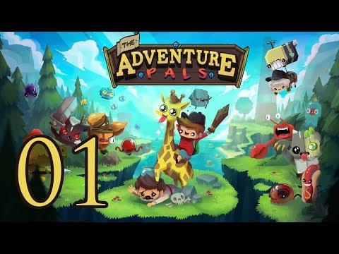 Adventure Pals - Part 01 (2-Player)