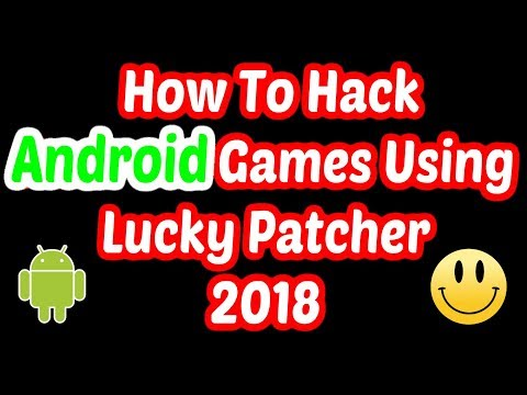 How To Hack Android Games 2018