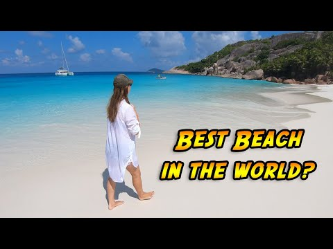 This Seychelles Hidden Beach Was Better Than The Best in the