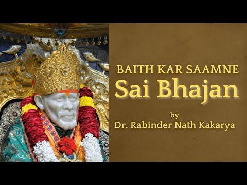 Baithkar Samne Tum- Dr. Rabinder Nath Kakarya