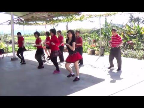 Conga (by Tom Mickers) - line dance = 康加曼波 - 排舞