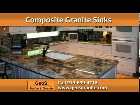 Kitchen Countertops Raleigh NC  Geos Marble  Granite  YouTube
