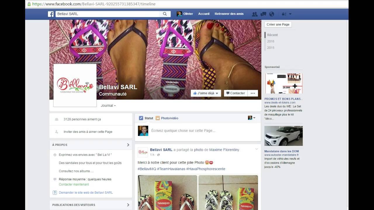 Comment Changer Le Nom D Une Page Facebook Pro Youtube