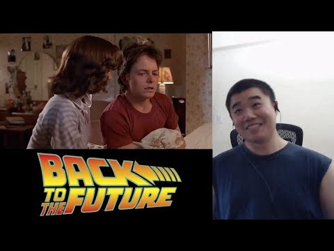 Back To The Future Movie Reaction And Review!