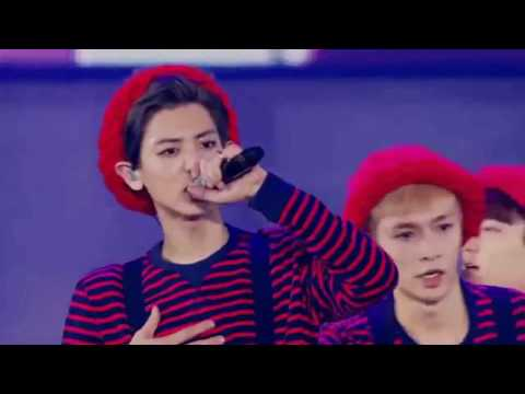 EXO-K: Peter Pan, XOXO, Lucky, 365   EXO Planet 2 'The EXOluXion' in Seoul1