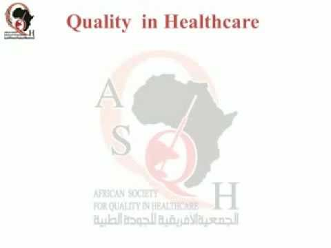 Definition of Quality in Healthcare