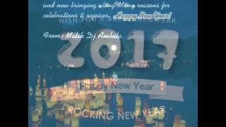 Malik dj ambala wish u a happy new year