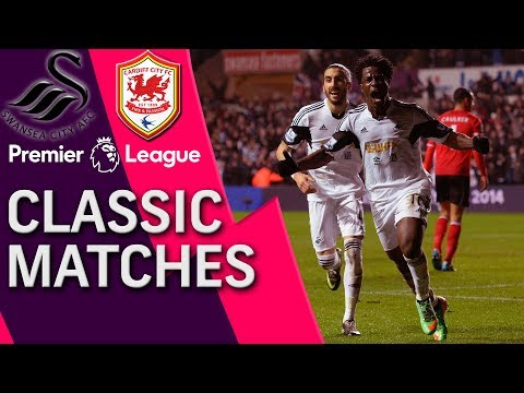 Swansea City V. Cardiff City | PREMIER LEAGUE CLASSIC MATCH | 2/8/14 | NBC Sports