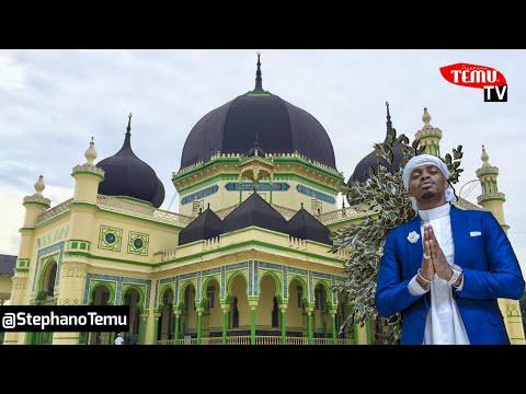 Msikiti Wa Diamondi Huko Mtwara Ni Balaa, Harmonize Ni Heshima | Diamond Ni Nani? - StephanoTemu