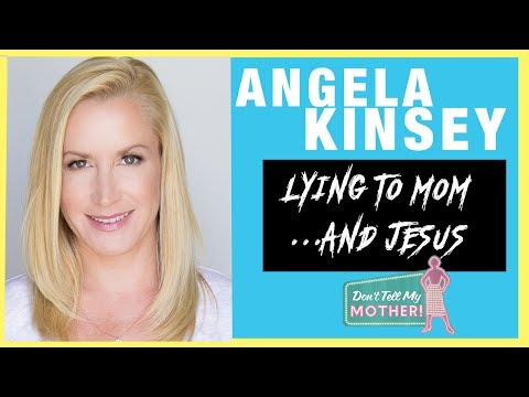 Angela Kinsey  Don't Tell My Mother  Live Standup Comedy