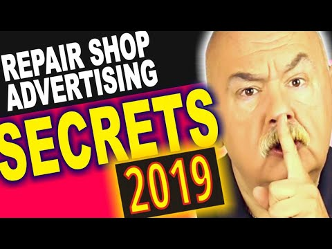 Auto Repair Advertising – DIRTY LITTLE SECRETS