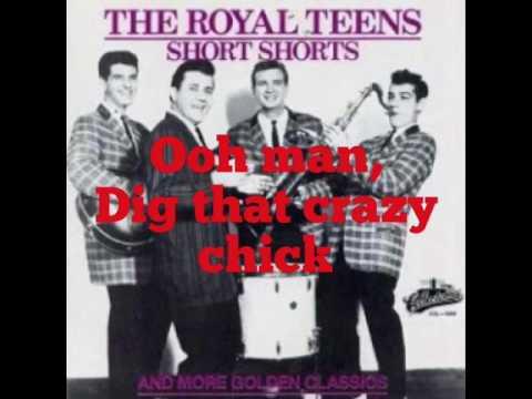 Short Shorts - The Royal Teens - Lyrics