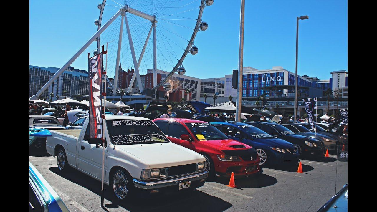 Team MANSU Car Show At Linq Las Vegas YouTube - Linq car show