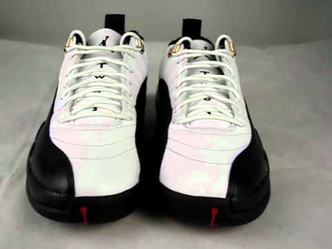Air jordan retro 12 XII Low Taxi 2011 edition - YouTube 54b28b23dd06