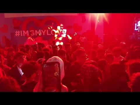 DJ Dubai IMG WORlDS ADVENTURE DANCING