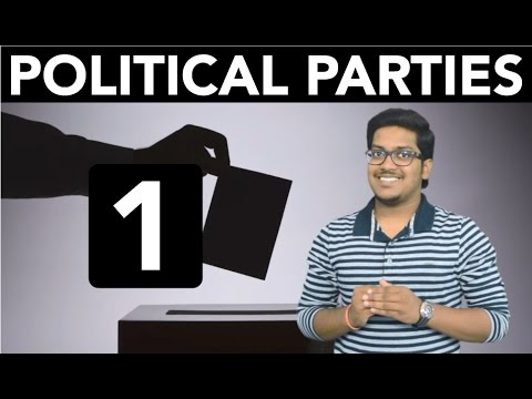 Civics: Political Parties (Part 1)