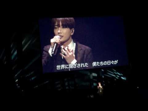 [FanCAM] 161204 Leeteuk Funclub Event in osaka  「만약에 말야」