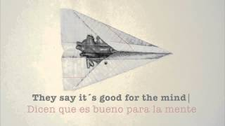 Big scary - Falling away [letra en español e inglés] [lyrics]