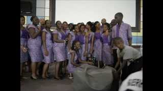 nyame n adom by gospel explosion of ihcf knust album nyame n adom 2013