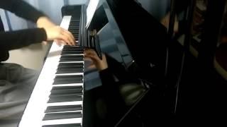 【Yuri on ICE 】離れずにそばにいて~エキシビション~をピアノで弾いてみた