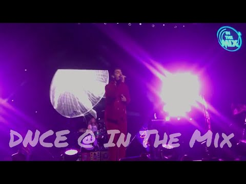 DNCE - Body Moves   IN THE MIX MANILA, PH 2017