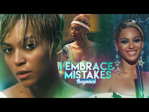 "Beyoncé - ""I embrace mistakes, they make you who you are"" HOPE ep.3"